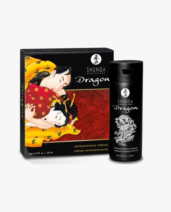 crema intensificadora dragon