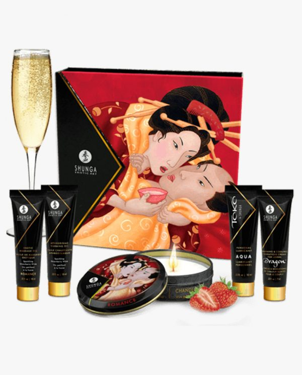 Kit secretos de la geisha